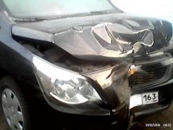 Восстановление Chevrolet Cobalt 2013г после ДТП