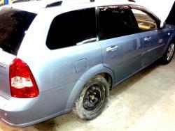 Восстановление  а\м Chevrolet Lacetti после ДТП