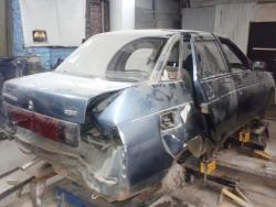 ВАЗ 21010 Восстановление после ДТП