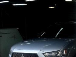 Восстановление Mitsubishi Outlander 2011г после ДТП
