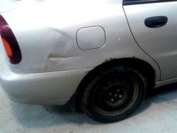 Предпродажная подготовка Chevrolet Lanos