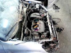 Восстановление  Honda CRV 2006г после ДТП