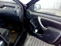 Восстановление  а\м Renault Duster после ДТП