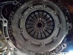 Замена  МКПП на  Ford Focus 1,6