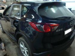 Восстановление MAZDA CX5  2012 г.
