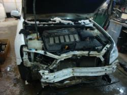 Восстановление после ДТП Chevrolet Epica