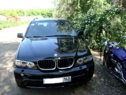 Восстановление после ДТП BMW E53