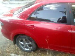 Восстановление Mazda 6 2006г. после ДТП
