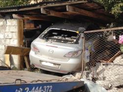 Восстановление  а\м Mazda 6 2008 г.