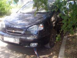 Восстановление  а\м Chevrolet Rezzo после ДТП