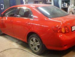 Toyota Corola, 2008 г.