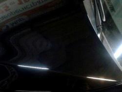 Полировка кузовных элементов Toyota Camry